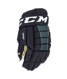 CCM HG 4R III black youth