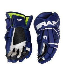 Hokejové rukavice GRAF G45 navy/white senior