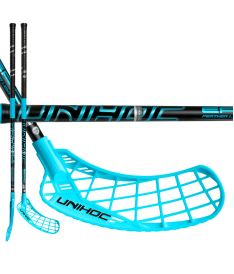 UNIHOC STICK EPIC Feather Light 26 black/blue 100cm