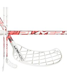 UNIHOC STICK PLAYER+ Top Light II 29 white/coral 96cm
