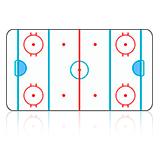 Eishockey Linien