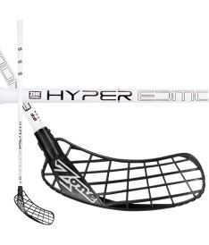 ZONE STICK Hyper Composite 27 white 104cm