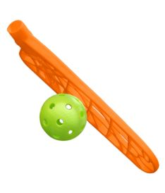 OXDOG AVOX NB neon orange L - floorball blade
