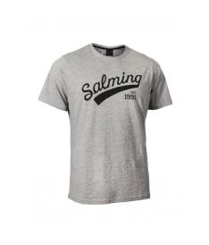 SALMING Logo Tee Grey XLarge
