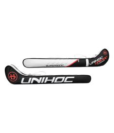 UNIHOC STICK COVER SUPERSONIC senior 92-104cm black/white/red