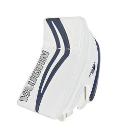 Goalie Stockhand VAUGHN BLOCKER VELOCITY V7 XR CARBON PRO white/navy senior - REG Strmen