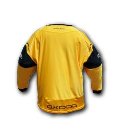 OXDOG BLOCKER GOALIE SHIRT orange/black XL - Jersey