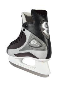 GRAF SKATES SUPER 101 black/silver - 42** - Skates