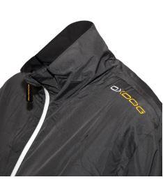 Sportovní bunda OXDOG ACE WINDBREAKER JACKET senior black - Bundy