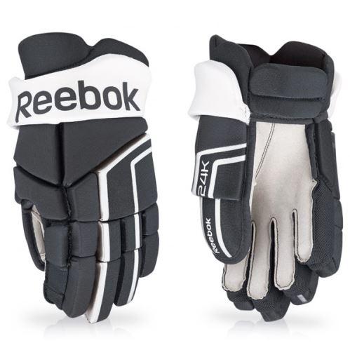 SALMING Hawk Goalie Gloves Black/Grey XS - Rukavice