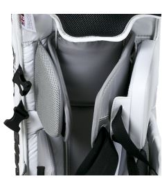 "Goalie pads VAUGHN GP VENTUS LT88 white/black/red senior - 30+2"" - Pads"