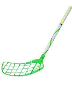 EXEL HELIX 2.9 white 98 ROUND SB R '15 - Floorball-Schläger für Erwachsene