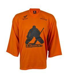 Golmanský hokejový dres FREEZ GOALIE JERSEY ORANGE