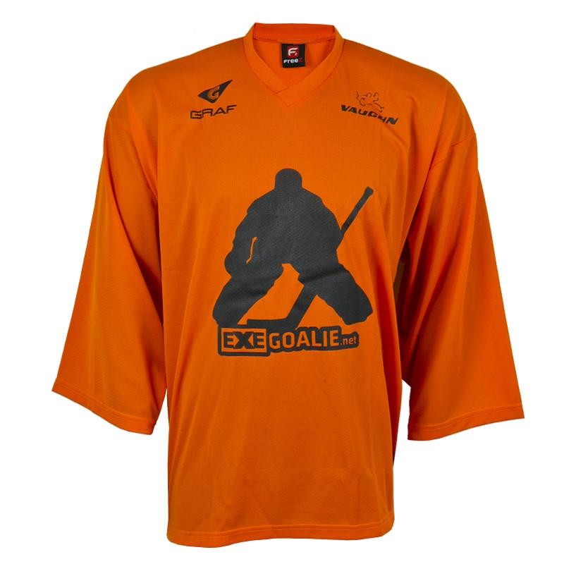 Freez Goalie Jersey Orange
