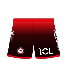 FREEZ SHORTS SUBLI LADIES - MFBC HOME 19 - black