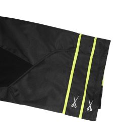 EXEL G1 GOALIE PANTS black/yellow - Pants
