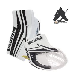 SET VAUGHN BLOCKER + CATCHER VELOCITY V9 XP PRO junior REG