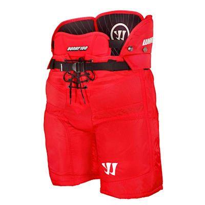 Hockey pants WARRIOR BONAFIDE red senior - L - Pants