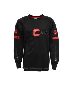 ZONE GOALIE SWEATER PRO black/red