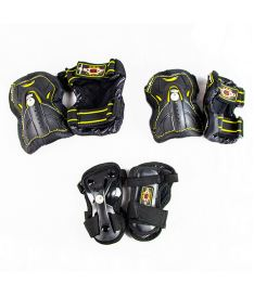 ROLLER DERBY IN-LINE SKATE GUARD TRI PACK