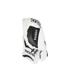 Goalie catch glove VAUGHN CATCHER VELOCITY V7 XR PRO white/black senior - FR - Catch gloves
