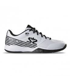SALMING Viper 5 Shoe Men White/Black 9,5 UK