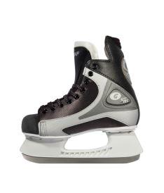 GRAF SKATES SUPER 101 black/silver - 47** - Skates