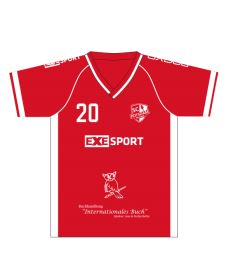 FREEZ JERSEY SUBLI KID - SC POTSDAM 19 - red