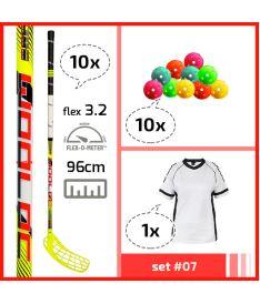 floorball set 07