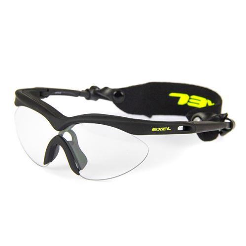 EXEL X80 EYE GUARD junior black - Protection glasses