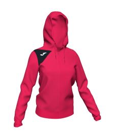 JOMA HOODED JACKET SPIKE II WOMAN FUCHSIA-BLACK