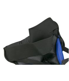 VAUGHN GOALIE JOCK VELOCITY V7 XR PRO blue/black senior - Zubehör