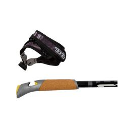 EXEL NORDIC SPORT CURVE black/silver
