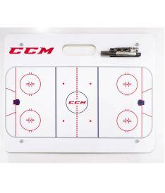 CCM TACTIC BOARD TABULE 51x41 cm