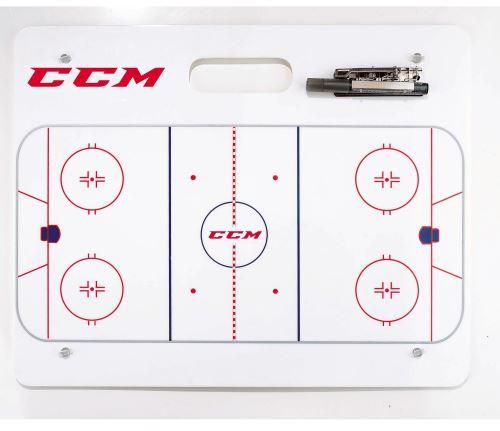 CCM TACTIC BOARD TABULE 51x41 cm - Trainer, Schiedsrichter