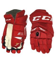 CCM HG ULTRA TACKS red/white junior - 11""