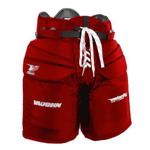 GOALIE PANTS VAUGHN VELOCITY V7 XR CARBON PRO red senior - L - Pants