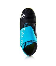 SALMING Slide 5 Goalie Shoe Cyan/Black 37 EUR - Schuhe