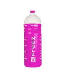 FREEZ BOTTLE 0,7 L neon pink