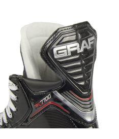 GRAF SKATES PK-7700 black SWI - EE 7,5 - Skates
