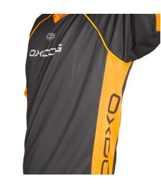 OXDOG RACE SHIRT junior black/orange - T-Shirts