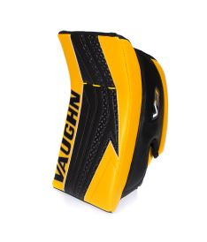 VAUGHN BLOCKER VELOCITY V9 EXE PRO CARBON black/gold senior - REG