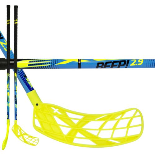 EXEL BEEP! 2.9 blue 98 ROUND SB ´16  - Floorball stick for adults