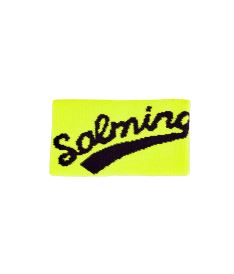 SALMING Wristband Long Yellow/Black 14cm