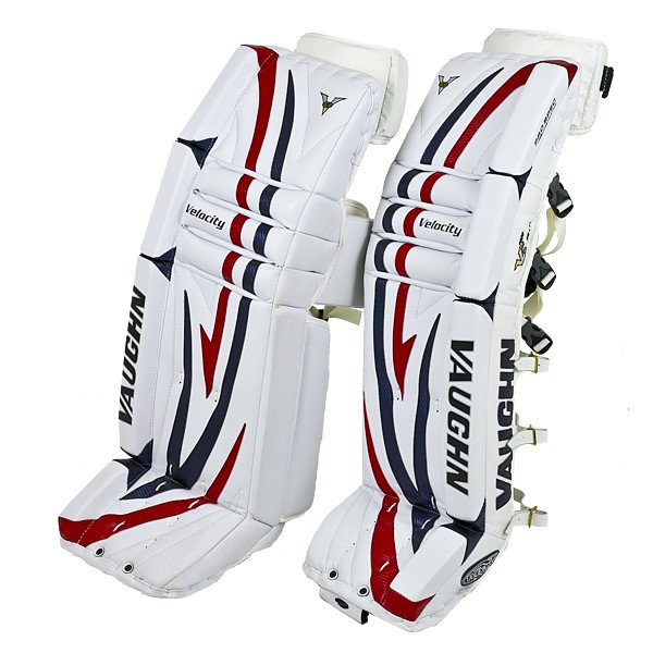 goalie pads vaughn gp velocity v5 7800 senior