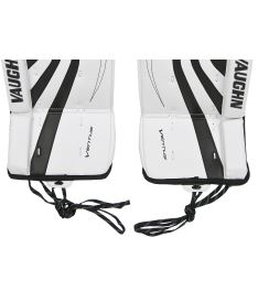"Goalie pads VAUGHN GP VENTUS SLR white/black youth - 26+2"" - Pads"