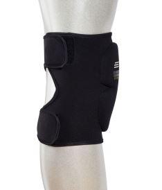 EXEL TORNADO KNEE GUARD junior black M - Pads and vests