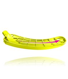 SALMING BLADE QUEST 2 ENDURANCE magenta - floorball blade