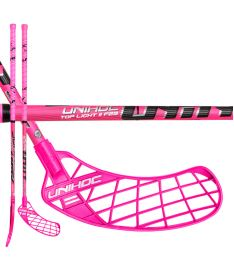 UNIHOC STICK UNITY Top Light II 29 cerise/black 100cm