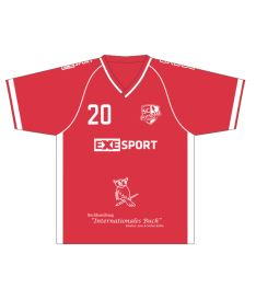 FREEZ JERSEY SUBLI MAN - SC POTSDAM 19 - red